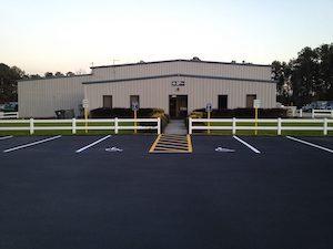 Seal Coating Services - Haddock Enterprises, Inc.
